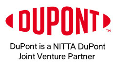 Dow Dow is a NITTA DuPont joint Venture Partner